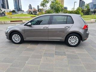2014 Volkswagen Golf VII MY14 90TSI Grey 6 Speed Manual Hatchback