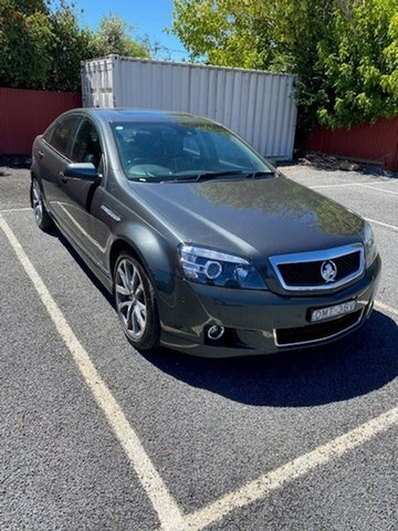 Used Holden Caprice VF II MY17 V Walla Walla, 2017 Holden Caprice VF II MY17 V Son of a Gun Grey Automatic Sedan