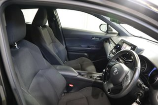 2017 Toyota C-HR NGX10R S-CVT 2WD Black 7 Speed Constant Variable Wagon