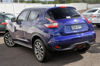 2015 Nissan Juke F15 Series 2 ST X-tronic 2WD Purple 1 Speed Constant Variable Hatchback