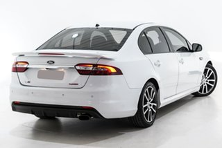 2016 Ford Falcon FG X XR6 Turbo White 6 Speed Sports Automatic Sedan.