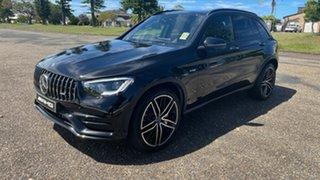 2020 Mercedes-Benz GLC-Class X253 801MY GLC43 AMG SPEEDSHIFT TCT 4MATIC Obsidian Black Metallic.