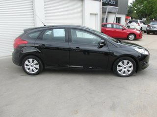 2012 Ford Focus LW Ambiente PwrShift Black 6 Speed Sports Automatic Dual Clutch Hatchback.