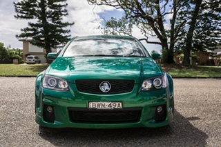 2010 Holden Ute VE II SS V Redline Poison Ivy 6 Speed Manual Utility.
