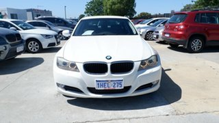 2009 BMW 3 Series E90 MY09 320d Steptronic Executive White 6 Speed Sports Automatic Sedan.