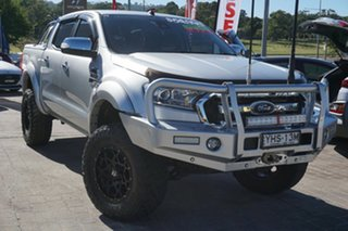 2017 Ford Ranger PX MkII XL Silver 6 Speed Sports Automatic Utility.