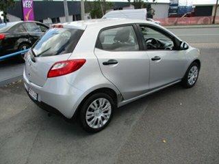 2008 Mazda 2 NEO Silver 5 Speed Manual Hatchback.