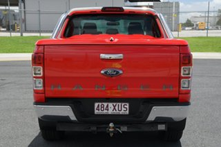 2017 Ford Ranger PX MkII MY17 XLT 3.2 Hi-Rider (4x2) Red 6 Speed Automatic Crew Cab Pickup