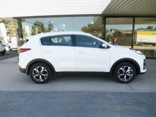 2019 Kia Sportage QL MY19 SI (FWD) White 6 Speed Automatic Wagon