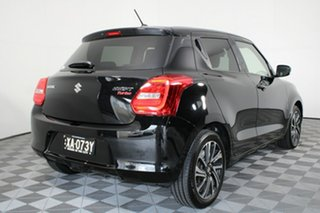 2020 Suzuki Swift AZ GLX Turbo Super Black 6 Speed Sports Automatic Hatchback