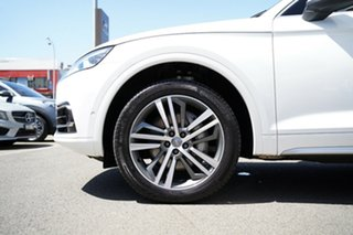 2018 Audi Q5 FY MY18 3.0 TDI Quattro Sport White Tiptronic Wagon.