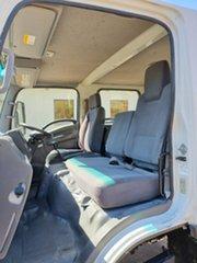 2013 Isuzu NPS300 4x4 Dual Cab White Tipper 5.2l 4x4