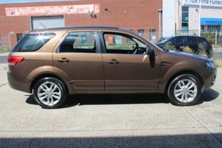 2014 Ford Territory SZ TS (RWD) Brown 6 Speed Automatic Wagon