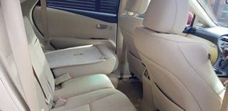2010 Lexus RX350 GGL15R Sports Luxury Burgundy 6 Speed Automatic Wagon