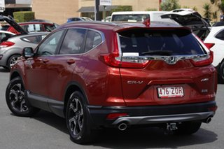 2019 Honda CR-V RW MY20 VTi-LX 4WD Passion Red 1 Speed Constant Variable Wagon.