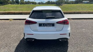 2020 Mercedes-Benz A-Class A250 DCT 4MATIC Polar White 7 Speed Sports Automatic Dual Clutch