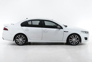 2016 Ford Falcon FG X XR6 Turbo White 6 Speed Sports Automatic Sedan