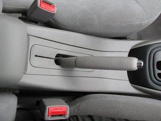 2001 Mazda 323 BJ II Astina Shades Silver 4 Speed Automatic Hatchback