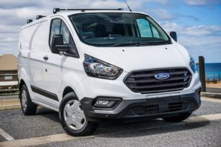 2019 Ford Transit Custom VN 2018.75MY 300S (Low Roof) White 6 Speed Automatic Van.