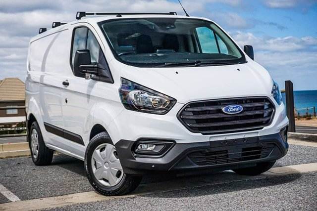 Used Ford Transit Custom VN 2018.75MY 300S (Low Roof) Christies Beach, 2019 Ford Transit Custom VN 2018.75MY 300S (Low Roof) White 6 Speed Automatic Van