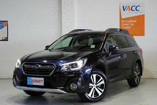 2019 Subaru Outback B6A MY19 2.5i CVT AWD Blue 7 Speed Constant Variable Wagon.