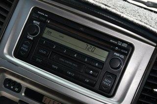 2003 Toyota Landcruiser UZJ100R GXL Silver 5 Speed Automatic Wagon