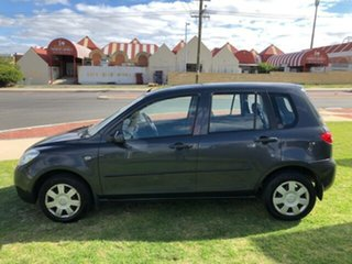 2007 Mazda 2 DY10Y2 Genki Grey 5 Speed Manual Hatchback