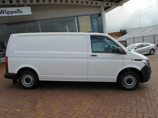 2020 Volkswagen Transporter T6.1 MY20 TDI340 LWB DSG Candy White 7 Speed.