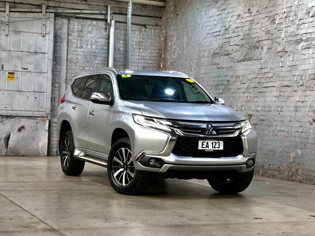 Used Mitsubishi Pajero Sport QE MY17 GLS Mile End South, 2016 Mitsubishi Pajero Sport QE MY17 GLS Silver 8 Speed Sports Automatic Wagon