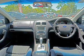 2004 Ford Falcon BA XR6 White 4 Speed Sports Automatic Sedan