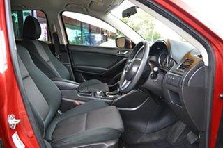 2016 Mazda CX-5 KE1072 Maxx SKYACTIV-Drive FWD Red 6 Speed Sports Automatic Wagon.