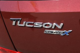 2016 Hyundai Tucson TL Active X 2WD Red 6 Speed Manual Wagon