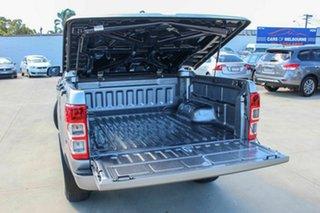 2015 Ford Ranger PX MkII XL Hi-Rider Grey 6 Speed Sports Automatic Utility.