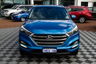 2016 Hyundai Tucson TLE Elite 2WD Blue 6 Speed Sports Automatic Wagon
