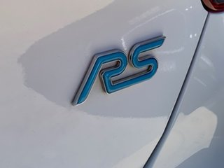 2017 Ford Focus LZ RS AWD Frozen White 6 Speed Manual Hatchback