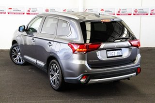 2018 Mitsubishi Outlander ZL MY19 LS 2WD 6 Speed Constant Variable Wagon.