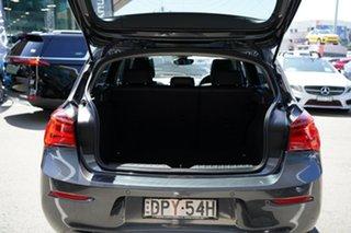 2016 BMW 120i F20 LCI Sport Line Mineral Grey 8 Speed Automatic Hatchback