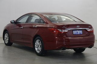 2012 Hyundai i45 YF MY11 Active Remington Red 6 Speed Sports Automatic Sedan