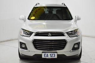 2018 Holden Captiva CG MY18 LT AWD Silver 6 Speed Sports Automatic Wagon.