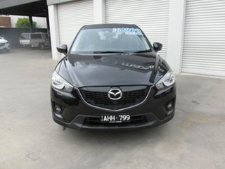 2012 Mazda CX-5 KE1071 Grand Touring SKYACTIV-Drive AWD Black 6 Speed Sports Automatic Wagon.