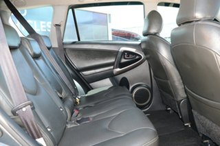 2007 Toyota RAV4 ACA33R CV Storm Grey 4 Speed Automatic Wagon