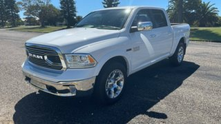 2019 Ram 1500 MY19 Laramie Crew Cab SWB Bright White 8 Speed Automatic Utility.