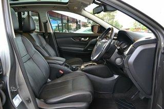 2016 Nissan Qashqai J11 TI Gun Metal Graphite Grey 1 Speed Constant Variable Wagon.