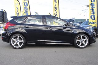 2012 Ford Focus LW Titanium PwrShift Panther Black 6 Speed Sports Automatic Dual Clutch Hatchback