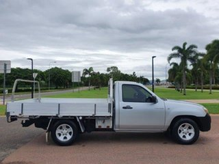 2007 Mazda BT-50 UNY0W3 DX 4x2 Highlight Silver 5 Speed Manual Cab Chassis