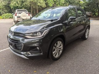 2018 Holden Trax TJ MY19 LTZ Grey 6 Speed Automatic Wagon
