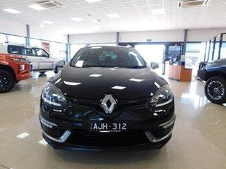 2016 Renault Megane III K95 Phase 2 GT-Line Sportwagon EDC Black 6 Speed.