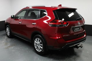 2017 Nissan X-Trail T32 Series II ST-L X-tronic 2WD Red 7 Speed Constant Variable Wagon