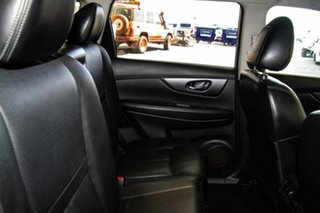2015 Nissan X-Trail T32 ST-L (FWD) Silver Continuous Variable Wagon