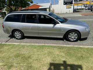 2006 Holden Commodore VZ Executive Silver 4 Speed Automatic Sedan